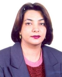 Komal Kirpalani - Executive Secretary