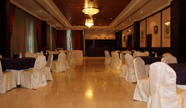 F & B – BANQUET HALLS | India Club Dubai